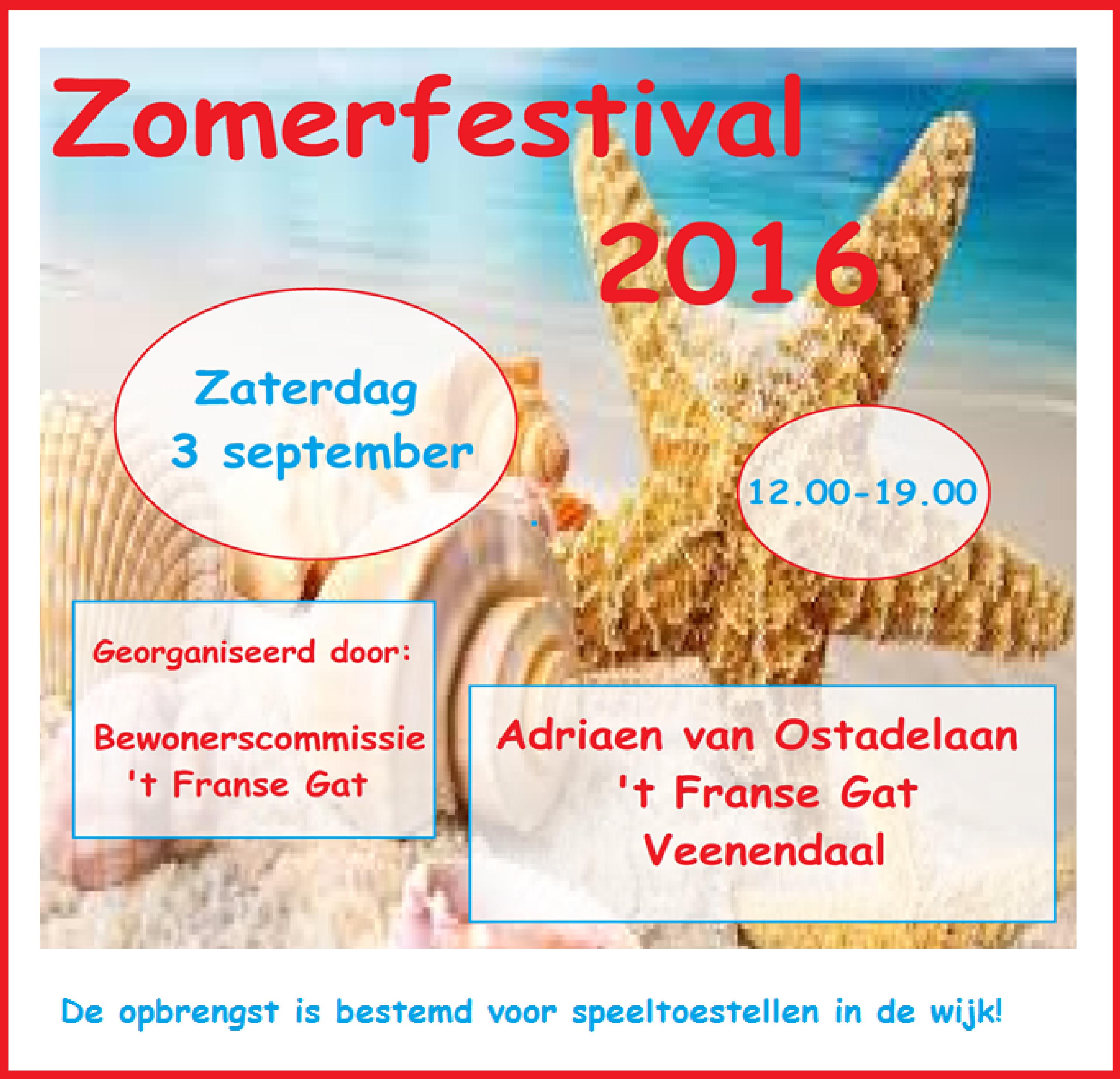Zomerfestival 2016